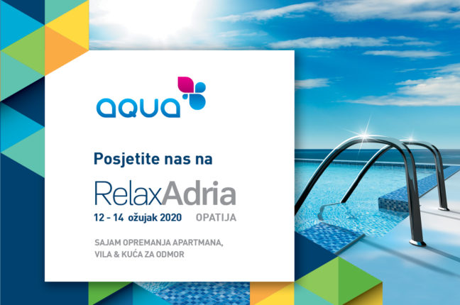 sajam RelaxAdria, Opatija 2020